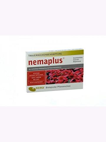 NemaPlus SF (25 Mio für 20qm) + Nema-Quick (50 ml) Kombi-Packung SF Nematoden zur Bekämpfung von Trauermücken - 2