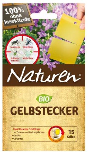 Naturen  Gelbstecker - 15 St. - 1